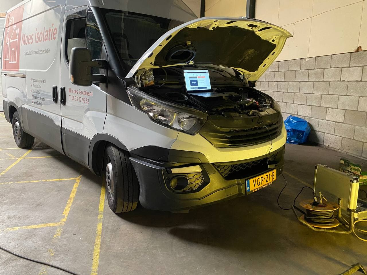 iveco daily 2300 stage 1 chiptuning nirotuning